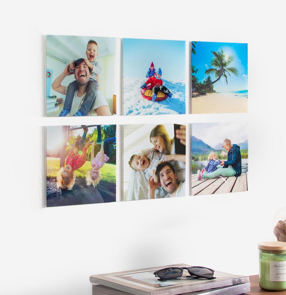 Top rated products to turn your favorite photos into awesome gifts or decor for your walls.